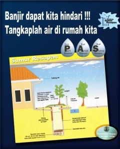 poster antisipasi banjir